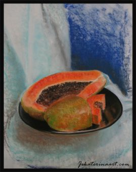 Pastel Drawings Katerina Krjanina Palm Coast Florida