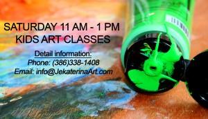 Art Classes Palm Coast Florida
