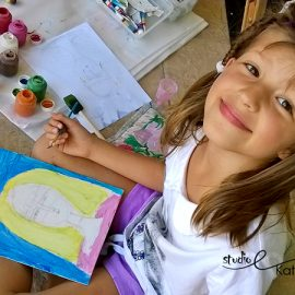 Kids Art Lessons