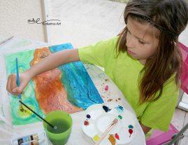 Kids Art Lessons Palm Coast Florida
