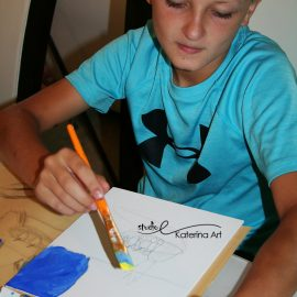 Kids Art Lessons Palm Coast
