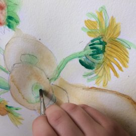 Watercolor Kids Lessons