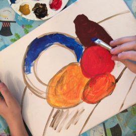 Composition Art Lessons