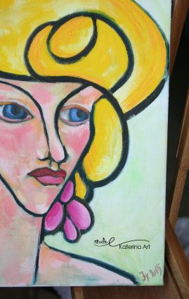 Oil Paintings Katerina Krjanina Palm Coast Florida
